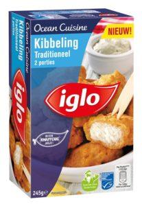 Müller heeft beste vriesvers product 2016 uitgereikt aan Iglo