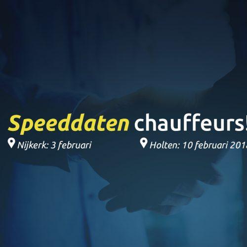 Speeddaten bij Müller in Holten en Nijkerk