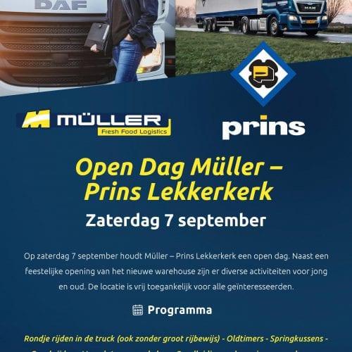 Open Dag Müller – Prins Lekkerkerk